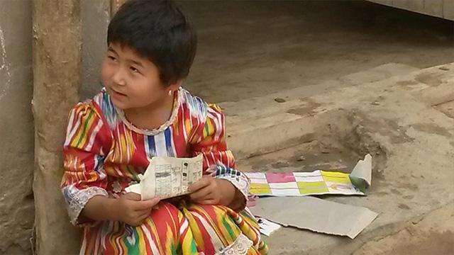 新疆的維吾爾族孩子們:誰會為他們說話呢?(露絲·英格拉姆攝)