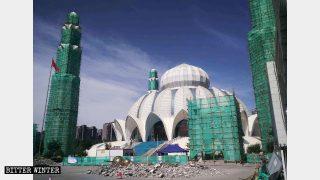 中共持續中國化改造清真寺 回民懼被控涉黑逮捕不敢反抗