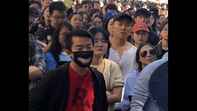 蠢蠢欲動的中國特工