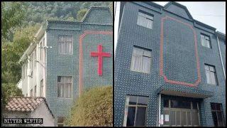 浙江一週打砸取締5處家庭教會點 官員:不歸政府管就是邪教