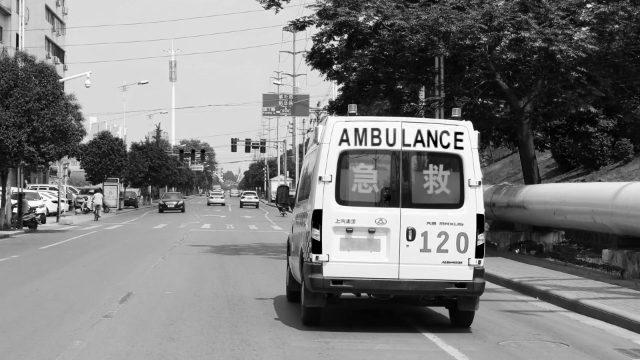 救護車(網絡圖片)