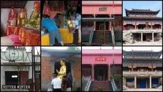 湖北欲徹底滅佛再展整頓行動 黃石近100座寺廟遭整改
