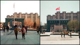 內蒙古文化滅絕持續 回民中學伊斯蘭風格建築全「漢化」