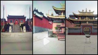 習近平推進藏傳佛教中國化 藏式建築、圖案和藏文持續消失