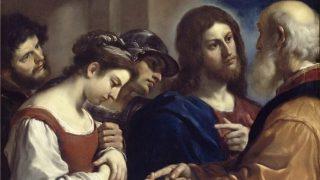 中共篡改《福音書》:耶穌竟「砸死」行淫時被抓的婦人