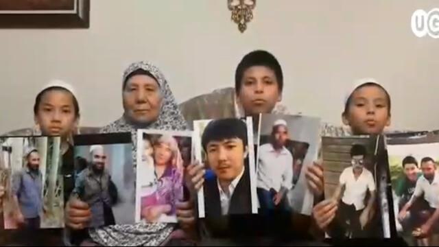 逃亡海外的維吾爾人在問:「我們的親人在哪裡?」他們已經與親人失去聯繫3年多