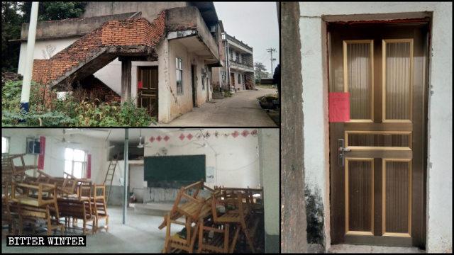 玉山縣9處老地方教會於10月被取締