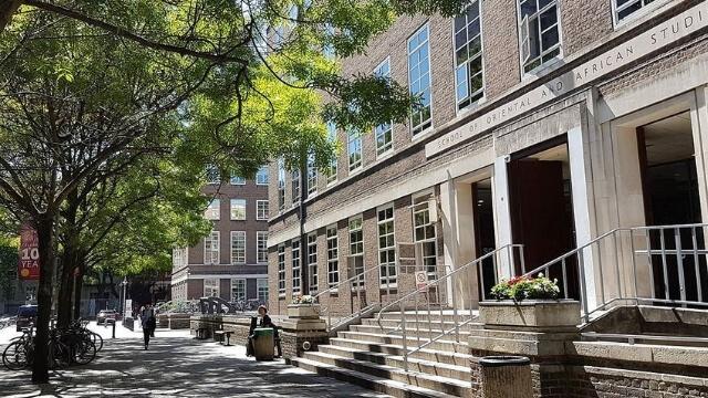 倫敦大學亞非學院