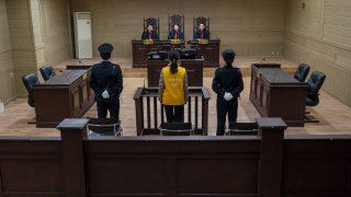 中共祕密集體判刑基督徒 懼西方國家譴責其無人權拒發判決書